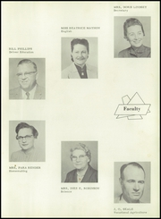 Page 11, 1958 Edition, Dimmitt High School - Bobcat Yearbook (Dimmitt, TX) online yearbook collection