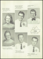 Page 17, 1958 Edition, Dimmitt High School - Bobcat Yearbook (Dimmitt, TX) online yearbook collection