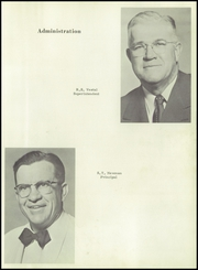 Page 9, 1958 Edition, Dimmitt High School - Bobcat Yearbook (Dimmitt, TX) online yearbook collection