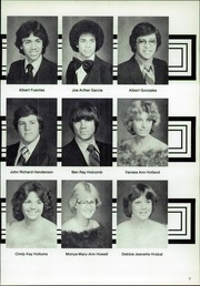 Page 11, 1981 Edition, Dimmitt High School - Bobcat Yearbook (Dimmitt, TX) online yearbook collection