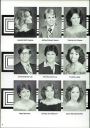 Page 12, 1981 Edition, Dimmitt High School - Bobcat Yearbook (Dimmitt, TX) online yearbook collection