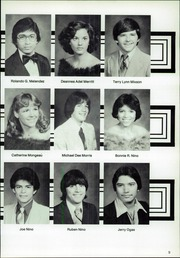 Page 13, 1981 Edition, Dimmitt High School - Bobcat Yearbook (Dimmitt, TX) online yearbook collection