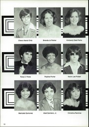 Page 14, 1981 Edition, Dimmitt High School - Bobcat Yearbook (Dimmitt, TX) online yearbook collection