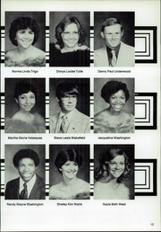 Page 17, 1981 Edition, Dimmitt High School - Bobcat Yearbook (Dimmitt, TX) online yearbook collection