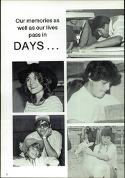 Page 6, 1981 Edition, Dimmitt High School - Bobcat Yearbook (Dimmitt, TX) online yearbook collection