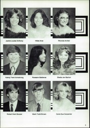 Page 9, 1981 Edition, Dimmitt High School - Bobcat Yearbook (Dimmitt, TX) online yearbook collection