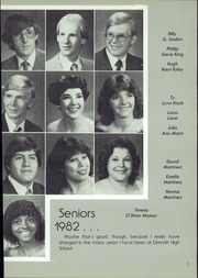 Page 11, 1982 Edition, Dimmitt High School - Bobcat Yearbook (Dimmitt, TX) online yearbook collection