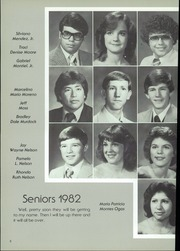 Page 12, 1982 Edition, Dimmitt High School - Bobcat Yearbook (Dimmitt, TX) online yearbook collection