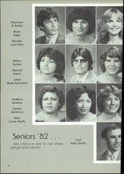 Page 14, 1982 Edition, Dimmitt High School - Bobcat Yearbook (Dimmitt, TX) online yearbook collection