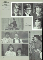 Page 16, 1982 Edition, Dimmitt High School - Bobcat Yearbook (Dimmitt, TX) online yearbook collection