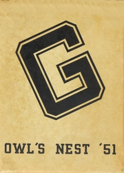 Page 1, 1951 Edition, Garland High School - Owls Nest Yearbook (Garland, TX) online yearbook collection