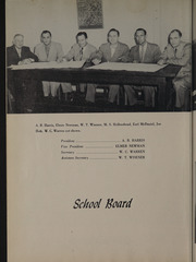 Page 10, 1953 Edition, Garland High School - Owls Nest Yearbook (Garland, TX) online yearbook collection