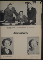 Page 11, 1953 Edition, Garland High School - Owls Nest Yearbook (Garland, TX) online yearbook collection