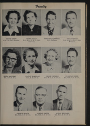 Page 13, 1953 Edition, Garland High School - Owls Nest Yearbook (Garland, TX) online yearbook collection