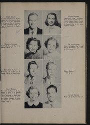 Page 17, 1953 Edition, Garland High School - Owls Nest Yearbook (Garland, TX) online yearbook collection