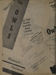 Page 2, 1953 Edition, Garland High School - Owls Nest Yearbook (Garland, TX) online yearbook collection