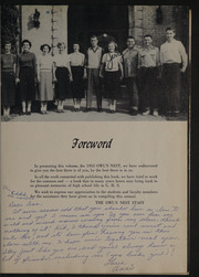 Page 7, 1953 Edition, Garland High School - Owls Nest Yearbook (Garland, TX) online yearbook collection