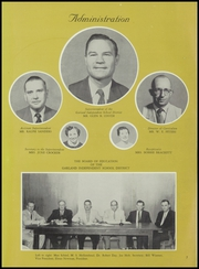 Page 11, 1956 Edition, Garland High School - Owls Nest Yearbook (Garland, TX) online yearbook collection