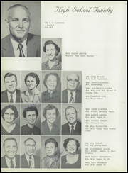 Page 12, 1956 Edition, Garland High School - Owls Nest Yearbook (Garland, TX) online yearbook collection