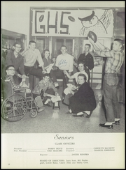 Page 15, 1956 Edition, Garland High School - Owls Nest Yearbook (Garland, TX) online yearbook collection