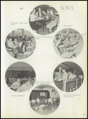 Page 9, 1956 Edition, Garland High School - Owls Nest Yearbook (Garland, TX) online yearbook collection