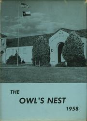 Page 1, 1958 Edition, Garland High School - Owls Nest Yearbook (Garland, TX) online yearbook collection