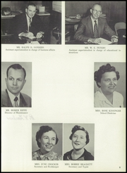 Page 13, 1958 Edition, Garland High School - Owls Nest Yearbook (Garland, TX) online yearbook collection