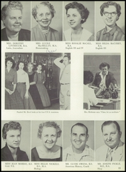Page 17, 1958 Edition, Garland High School - Owls Nest Yearbook (Garland, TX) online yearbook collection
