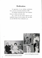 Page 10, 1964 Edition, Garland High School - Owls Nest Yearbook (Garland, TX) online yearbook collection