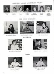 Page 14, 1964 Edition, Garland High School - Owls Nest Yearbook (Garland, TX) online yearbook collection