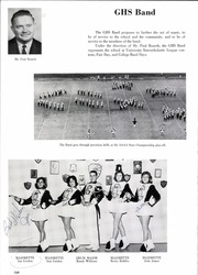 Page 162, 1964 Edition, Garland High School - Owls Nest Yearbook (Garland, TX) online yearbook collection