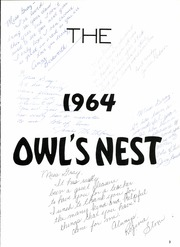 Page 7, 1964 Edition, Garland High School - Owls Nest Yearbook (Garland, TX) online yearbook collection
