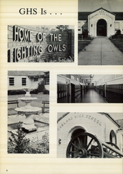 Page 10, 1967 Edition, Garland High School - Owls Nest Yearbook (Garland, TX) online yearbook collection