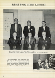 Page 14, 1967 Edition, Garland High School - Owls Nest Yearbook (Garland, TX) online yearbook collection