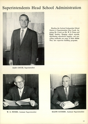 Page 15, 1967 Edition, Garland High School - Owls Nest Yearbook (Garland, TX) online yearbook collection