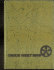 1969 Edition, Garland High School - Owls Nest Yearbook (Garland, TX)