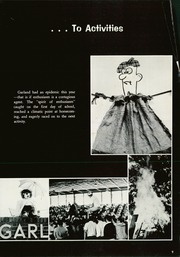 Page 13, 1969 Edition, Garland High School - Owls Nest Yearbook (Garland, TX) online yearbook collection