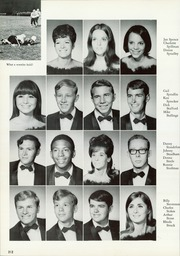 Page 216, 1969 Edition, Garland High School - Owls Nest Yearbook (Garland, TX) online yearbook collection