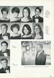 Page 217, 1969 Edition, Garland High School - Owls Nest Yearbook (Garland, TX) online yearbook collection