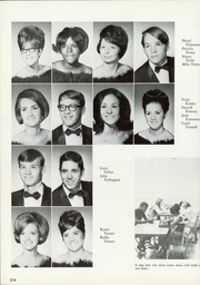 Page 218, 1969 Edition, Garland High School - Owls Nest Yearbook (Garland, TX) online yearbook collection