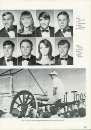Page 219, 1969 Edition, Garland High School - Owls Nest Yearbook (Garland, TX) online yearbook collection