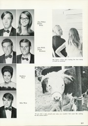 Page 221, 1969 Edition, Garland High School - Owls Nest Yearbook (Garland, TX) online yearbook collection