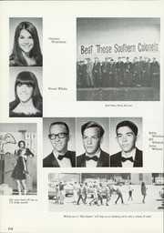 Page 222, 1969 Edition, Garland High School - Owls Nest Yearbook (Garland, TX) online yearbook collection
