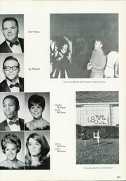 Page 223, 1969 Edition, Garland High School - Owls Nest Yearbook (Garland, TX) online yearbook collection