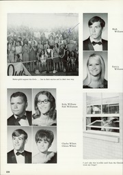 Page 224, 1969 Edition, Garland High School - Owls Nest Yearbook (Garland, TX) online yearbook collection
