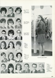 Page 253, 1969 Edition, Garland High School - Owls Nest Yearbook (Garland, TX) online yearbook collection