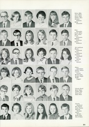 Page 255, 1969 Edition, Garland High School - Owls Nest Yearbook (Garland, TX) online yearbook collection