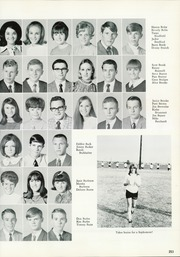 Page 257, 1969 Edition, Garland High School - Owls Nest Yearbook (Garland, TX) online yearbook collection