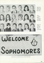 Page 259, 1969 Edition, Garland High School - Owls Nest Yearbook (Garland, TX) online yearbook collection