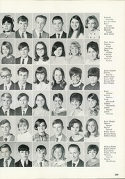 Page 263, 1969 Edition, Garland High School - Owls Nest Yearbook (Garland, TX) online yearbook collection
